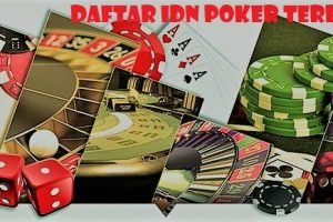 Website IDN Poker Online Resmi